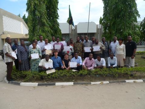 International Certificate in Humanitarian Logistics