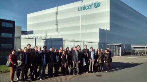 Unicef Supply Division, Copenhagen